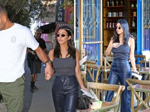 Kourtney Kardashian's new boyfriend 'doesn't party like ex Scott Disick' as couple get 'very serious'