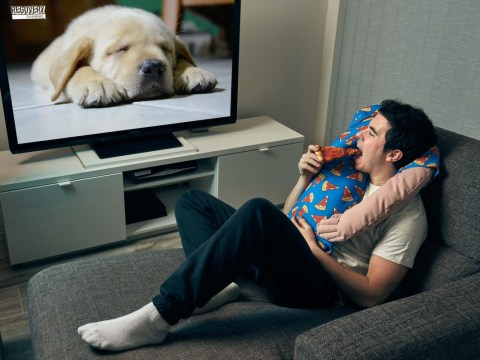 Domino's launches Recovery TV channel to help soothe your hungover soul on New Year's Day