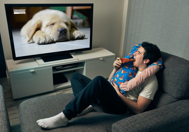 Dominos pizza launches Recovery TV channel to help New Year