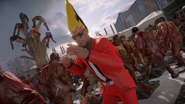 Dead Rising 4: Frank's Big Package (PS4) - it's great to see Sissel back