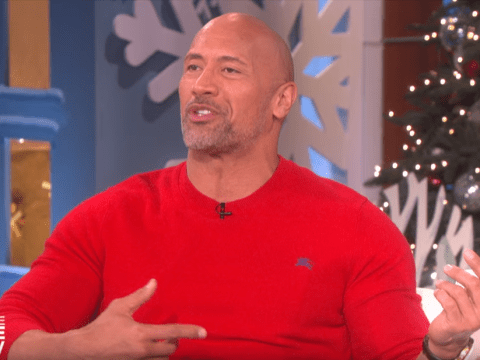Dwayne Johnson is 'seriously considering'  a run for president in 2024