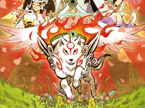 Okami HD Switch review – definitive edition