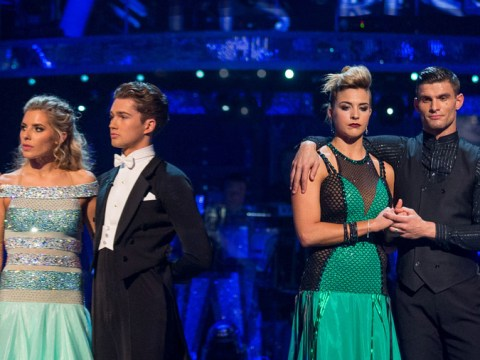 Who left Strictly Come Dancing as Mollie King and Gemma Atkinson fall into the bottom two?
