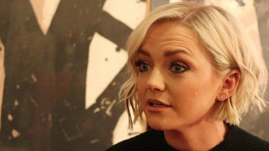 S Club 7 actress Hannah Spearritt joins EastEnders at Christmas
