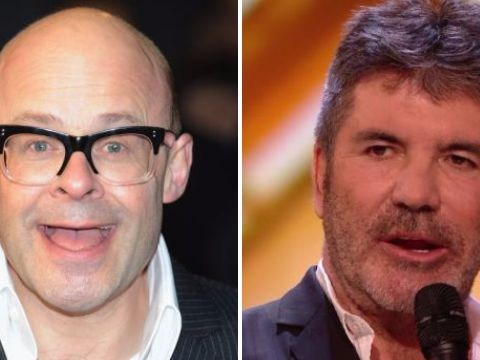 Harry Hill claims Simon Cowell hasn't spoken to him in three years after falling out over X Factor spoof musical