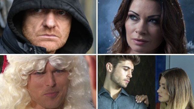 New soap spoilers for EastEnders, Coronation Street, Hollyoaks and Emmerdale with Max Branning, Carla Connor, DS Armstrong, Tom Waterhouse and Debbie Dingle