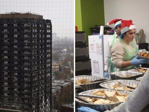 Grenfell Tower survivors miss out on extra money promised to them to cover cost of Christmas