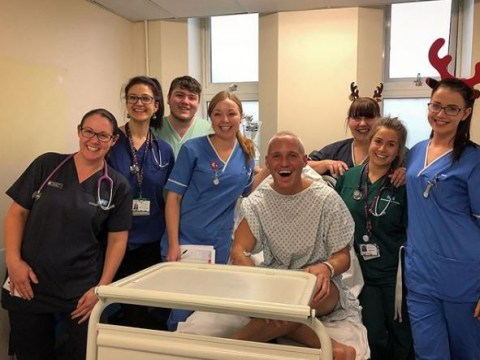 Made In Chelsea star Jamie Laing to spend Christmas in hospital