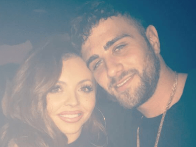 Little Mix's Jesy Nelson calls boyfriend Harry James 'the one' as their romance blossoms