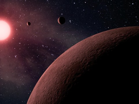 Has Nasa's Kepler telescope discovered alien life? Planet hunters set for big announcement