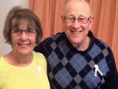 Gogglebox's June Bernicoff shares Christmas message to fans after death of Leon