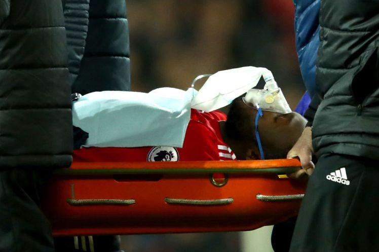 Jose Mourinho provides update on Manchester United striker Romelu Lukaku following sickening injury against Southampton