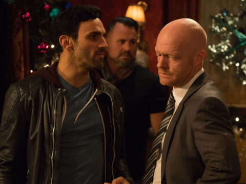 EastEnders spoilers: Kush Kazemi launches a violent attack on Max Branning