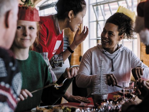 Where you can volunteer this Christmas to make a difference to those in need