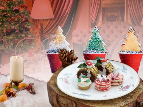 10 festive afternoon teas in London that will get you into the Christmas spirit