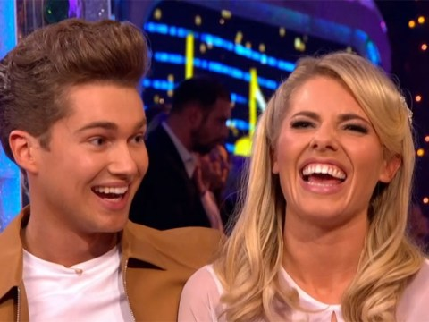 Did Claudia Winkleman's 'kissing' quip just confirm Mollie King and AJ Pritchard are an item?