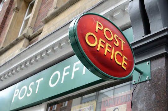 Post Office opening times for Christmas Eve, Christmas Day