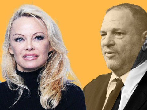 Pamela Anderson responds to backlash over Harvey Weinstein comments: 'I am not a victim blamer and I won't apologise'