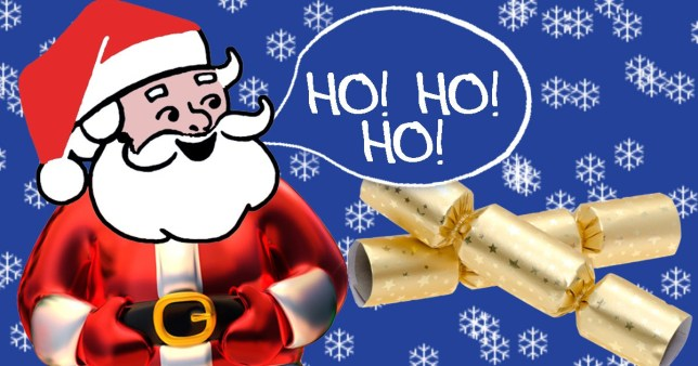 Christmas Cracker Jokes.19 Actually Funny Christmas Cracker Jokes Metro News