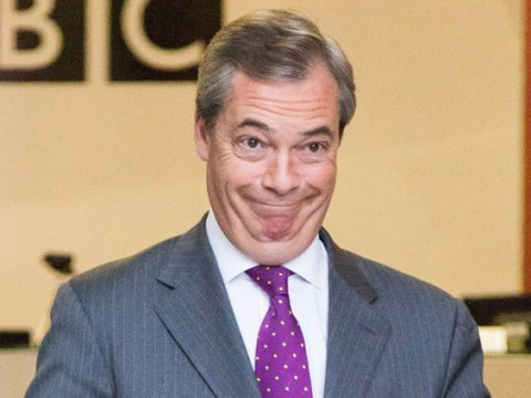 Nigel Farage won't give up his £73,000 EU pension