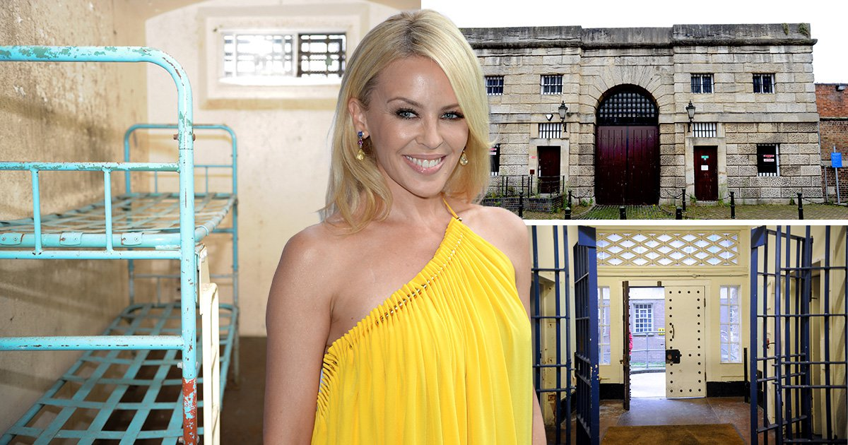 Kylie Minogue's ancestor was hanged for stealing bacon and a piece of tongue in grim revelation