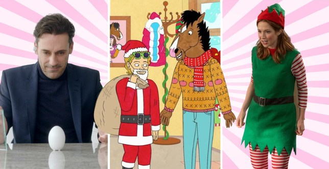 Black Mirror Christmas Special.Netflix Christmas Episodes Revealed From Black Mirror To