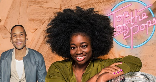Clara Amfo replaces Reggie Yates on Top Of The Pops after