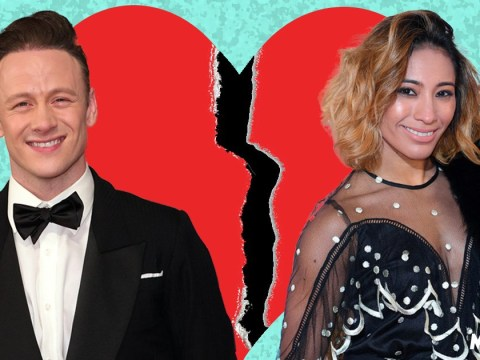 Kevin and Karen Clifton confirm they have split after nearly three years of marriage