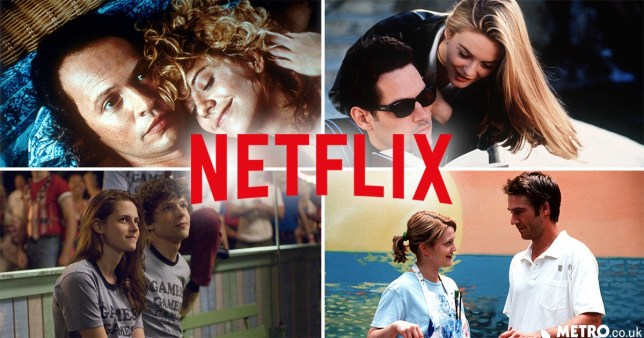 films to watch on Netflix if you want to Netflix and chill this weekend