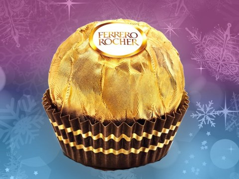 Ferrero Rocher are now the UK's favourite festive sweets