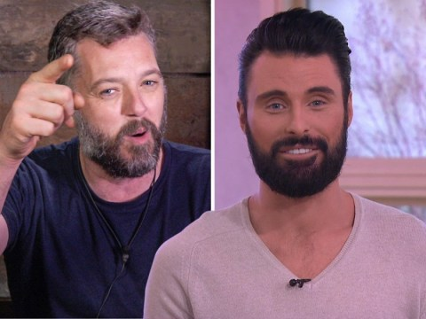 Rylan Clark-Neal defends I'm A Celebrity's Iain Lee over bullying claims: 'He's a good bloke'