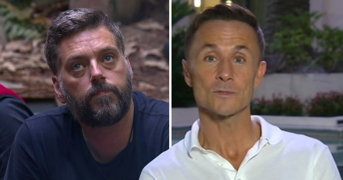 Was Dennis Wise going to be removed from I'm A Celebrity for 'bullying' Iain Lee before he was voted out of jungle?