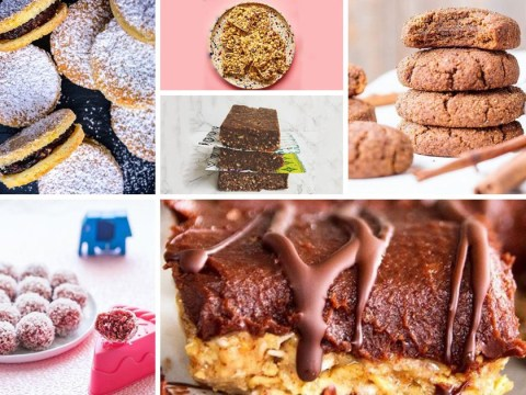 Beat the January blues with these delicious healthy treats
