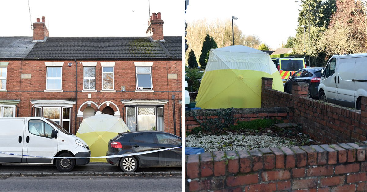 Man arrested on suspicion of murder after pregnant woman found dead in home