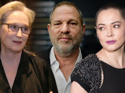 Meryl Streep feels attacked by Rose McGowan over Harvey Weinstein claims: 'I wasn't deliberately silent'