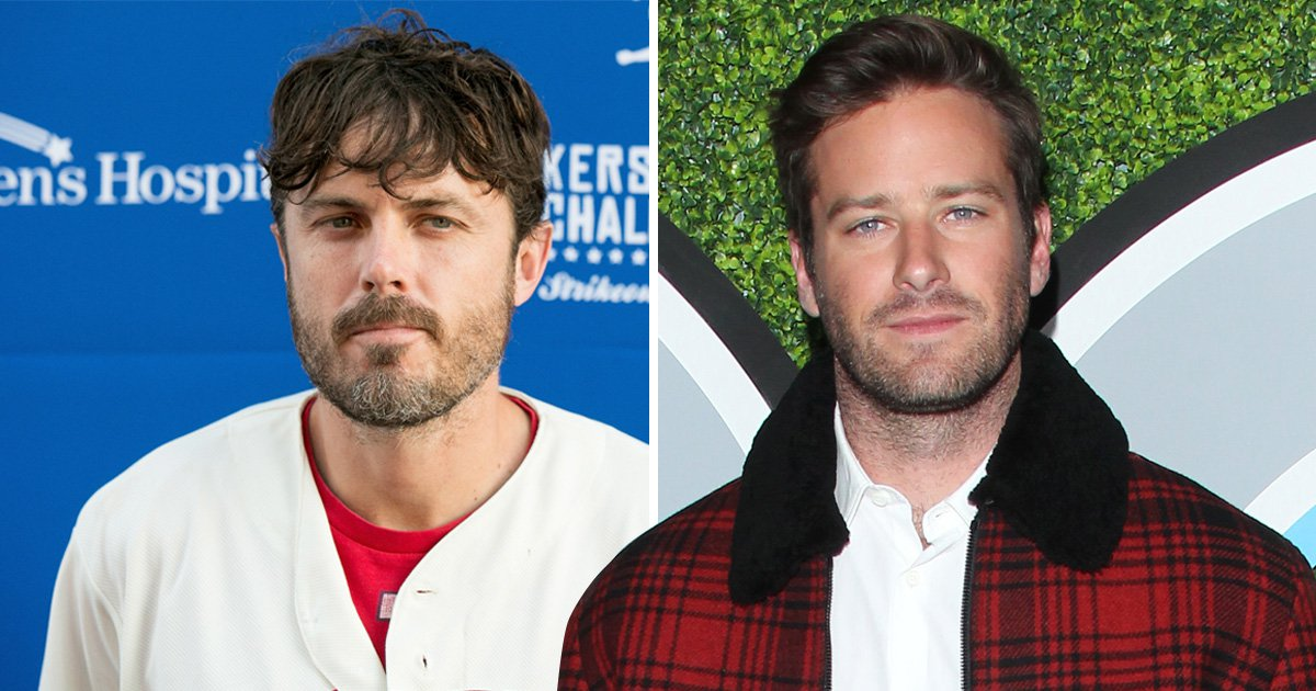 Armie Hammer apologises to Casey Affleck for sexual harassment 'double standards' comment