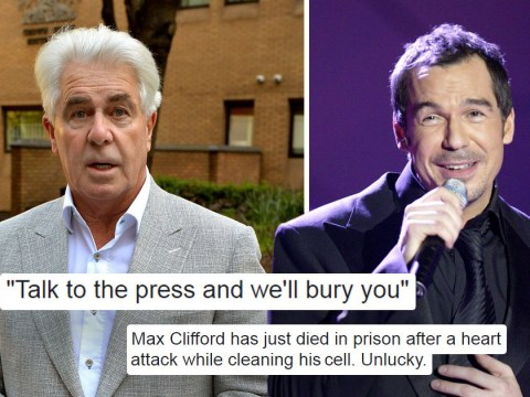 Former X Factor winner Steve Brookstein ends 13-year silence on Max Clifford 'threatening to bury him'