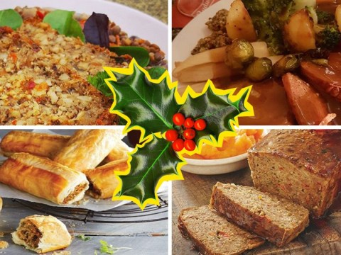 Top 13 vegan Christmas foods ranked