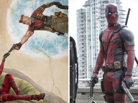 New Deadpool 2 poster is true to style and will keep its R rating