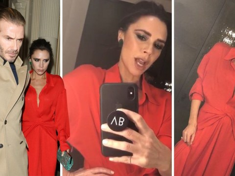 Fans ask Victoria Beckham to 'speak properly' as she dons 'fake American accent' in bizarre video