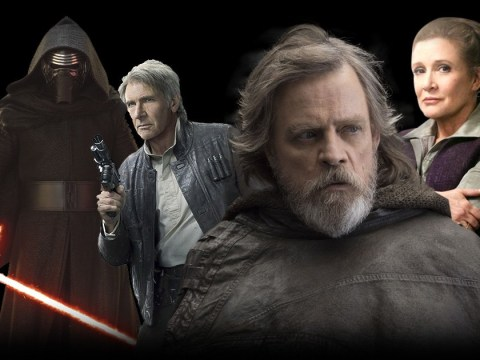Star Wars family tree – how The Last Jedi characters are all linked