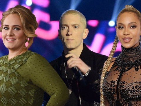 Beyonce wasn't Eminem's first choice for Walk On Water – he wanted Adele