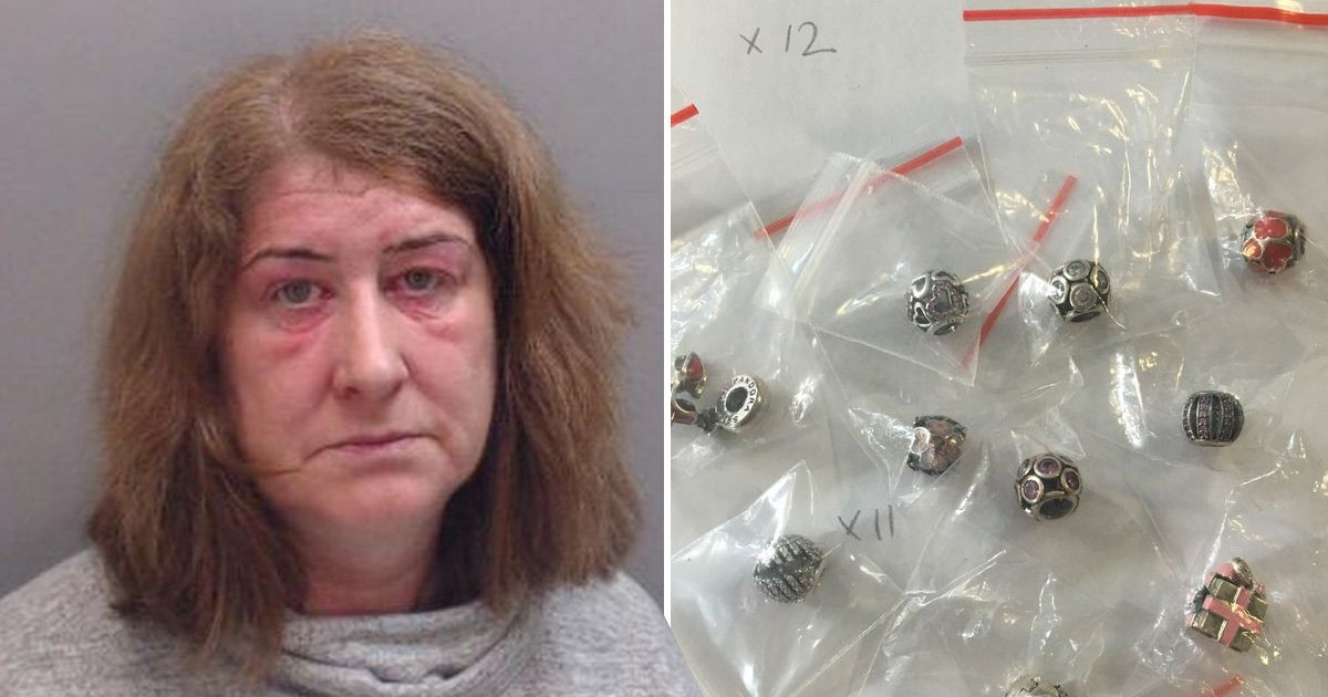 2ca395ca9 Ex-teacher jailed for £755,000 fake Pandora charms scam | Metro News