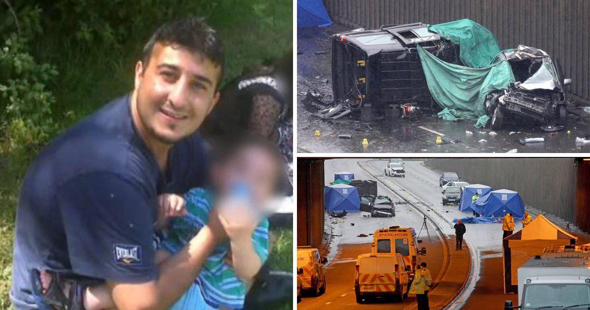 First victim of horror multi-vehicle crash named as taxi driver Imtiaz Mohammed