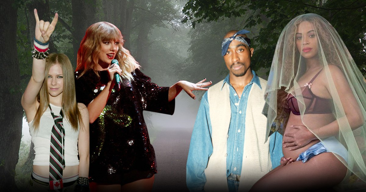 Tupac still alive? Beyonce's baby bump: 8 most bizarre celebrity conspiracy theories of all time