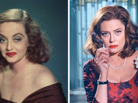 Susan Sarandon admits she was 'terrified' of Bette Davis role amid awards season buzz