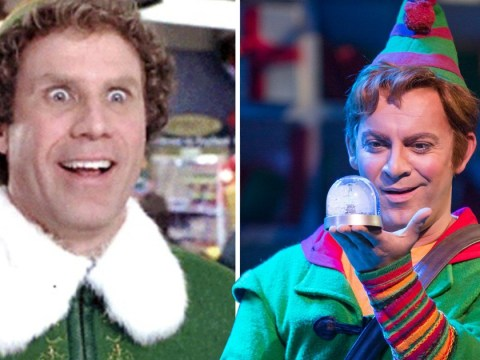 Gutted that Elf isn't on TV this year? Elf: The Musical is coming your way