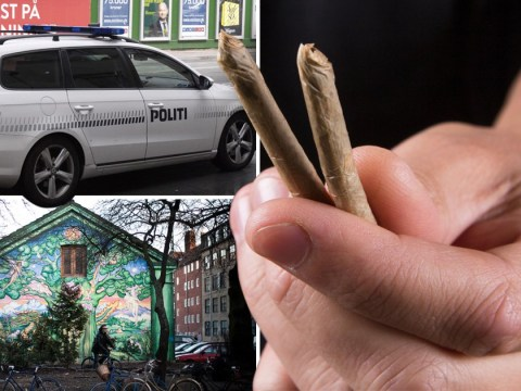 Drug dealer with 1,000 spliffs caught after jumping into police car he thought was taxi