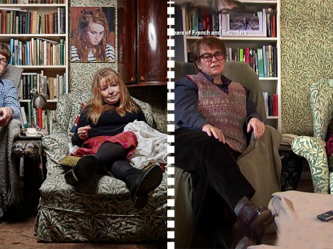 'It's genius!': Viewers praise French and Saunders over 'uncanny' impression of Gogglebox faves Giles and Mary