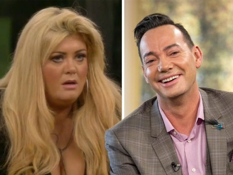 Gemma Collins responds to Craig Revel Horwood's comments that she's not 'high calibre' enough for Strictly